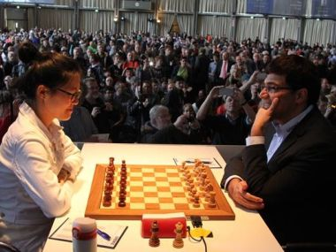 Grenke Chess Classic, Round 1: Hou Yifan holds Viswanathan Anand; Magnus Carlsen-Fabiano Caruana clash ends in draw