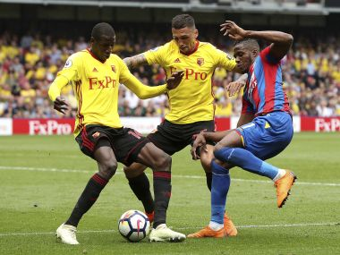 Premier League: Wilfred Zaha gets involved in diving storm as Crystal Palace, Watford play out goalless draw