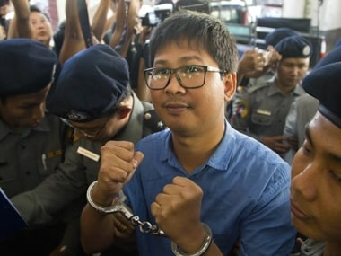 Myanmar judge refuses to dismiss charges against Reuters reporters jailed for possessing secret government papers