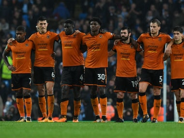 Wolverhampton Wanderers promoted to Premier League following Fulhams draw with Brentford