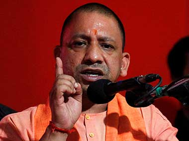 File image of Yogi Adityanath. Reuters