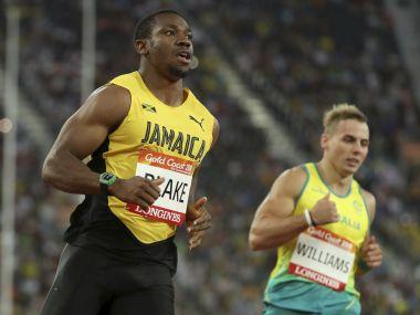 Commonwealth Games 2018: Jamaica's Yohan Blake cruises into men's 100 m final at Gold Coast