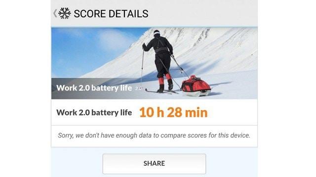 Huawei P20 Pro Battery life