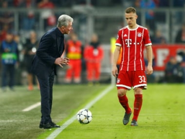 Champions League: Confident Bayern Munich led by Jupp Heynckes will relish semi-final clash against familiar foe Real Madrid