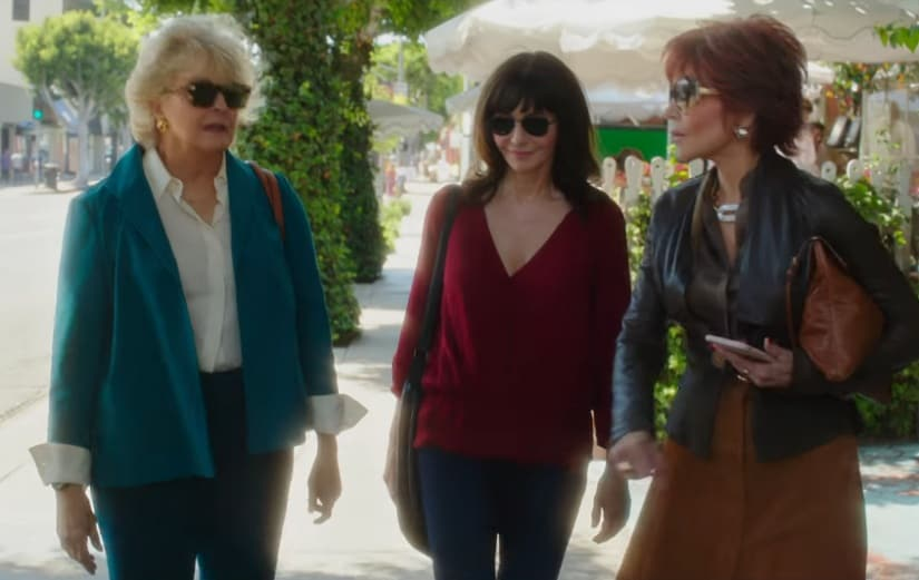 Book Club movie review: Diane Keaton, Jane Fonda and stellar supporting cast bind this breezy, endearing comedy