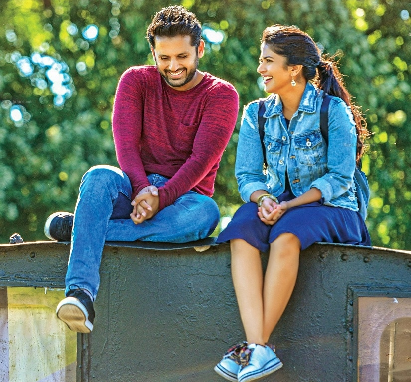 Still from Chal Mohan Ranga