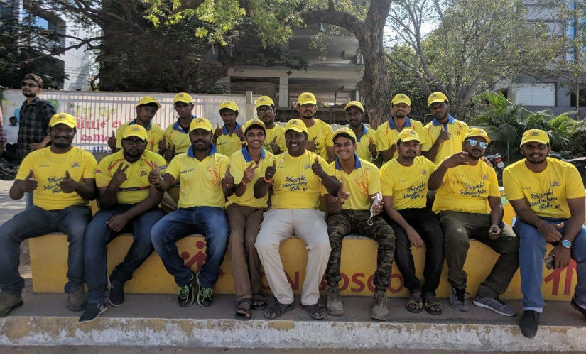 IPL 2018: With MS Dhonis Chennai Super Kings making a grand return, Whistle Podu Army inspires fans to yellove