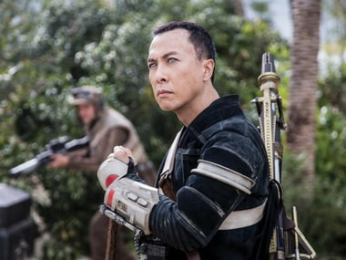 Rogue One: A Star Wars Story actor Donnie Yen to join cast of Disney's live action Mulan