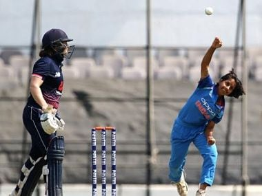 India Women vs England Women: Smriti Mandhana's fifty guides hosts to thrilling win in series opener