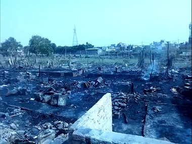 Ground Report: Delhi's only Rohingya refugee camp burns down; families recall ordeal, cops yet to find cause of fire