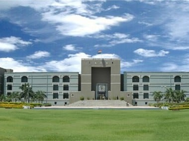 File image of Gujarat High Court. Image courtesy: gujarathighcourt.nic.in