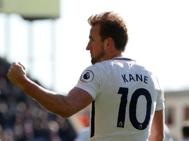 File image of Harry Kane. Reuters