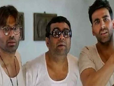 Akshay Kumar, Suniel Shetty, Paresh Rawal may reunite for Hera Pheri 3; director yet to be decided
