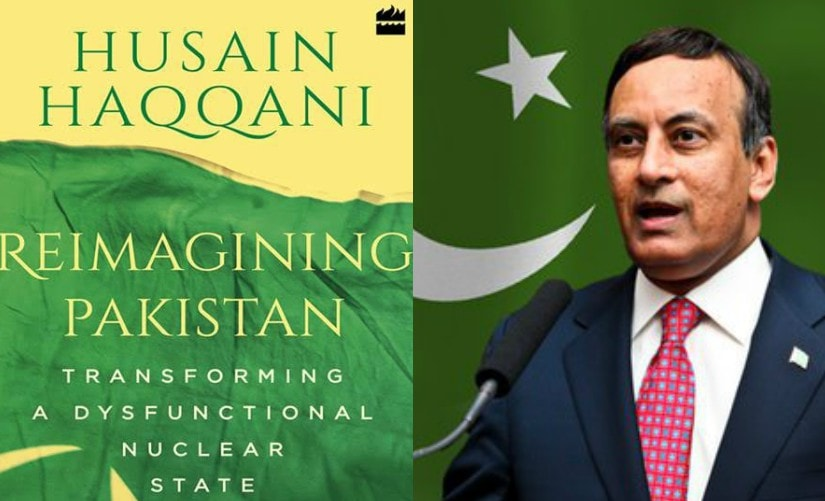 Husain Haqqani on his book Reimagining Pakistan, and why the country must be re-conceptualised