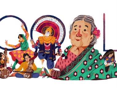 Kamaladevi Chattopadhyay's 115th birthday marked with Google Doodle's ode to firebrand thinker, leader