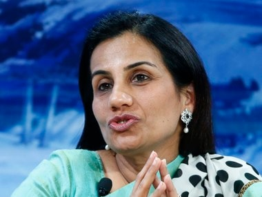 Chanda Kochhar, Managing Director and Chief Executive Officer of ICICI Bank. Reuters