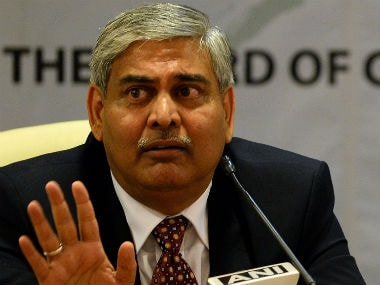 ICC chairman Shashank Manohar set for re-election as former ECB chief Giles Clarke loses support