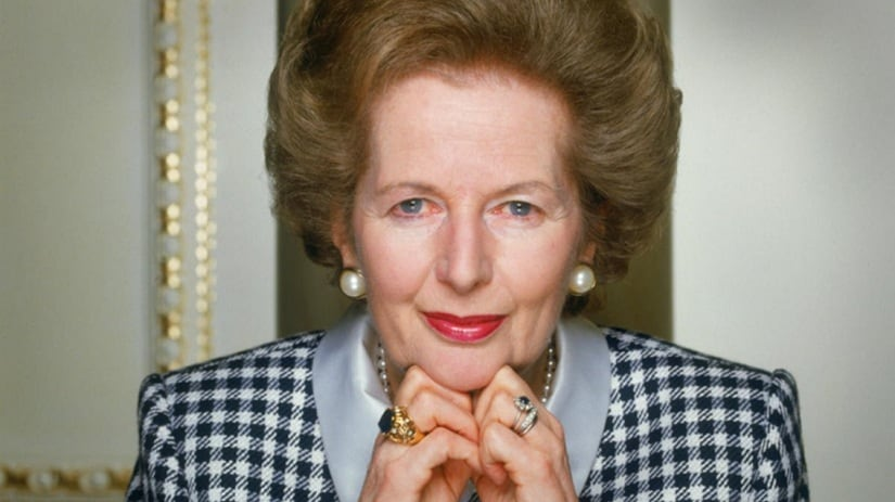 BBC announces documentary on the life and times of former British Prime Minister Margaret Thatcher