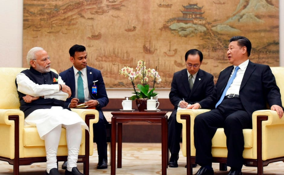 During the course of their informal summit, the two leaders spent a total of nine hours together. Both the leaders said they would want more such informal meetings. Modi also invited Xi to India in 2019. AP