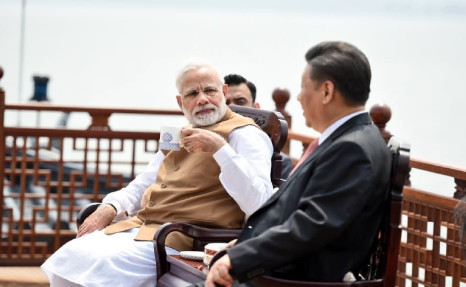 During the two-day informal summit between Modi and Xi, India and China decided to work on a joint economic project in Afghanistan, a move that could upset Beijing's