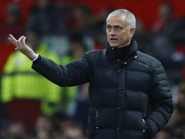 File photo of Jose Mourinho. Reuters