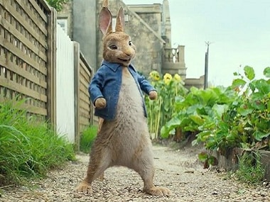 Peter Rabbit movie review: James Corden turns this generic animation film into a crass stand up act