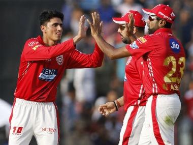 IPL 2018: Washington Sundar, Mithun Manhas laud Mujeeb-ur-Rahman after Afghan spinner's scalp of Virat Kohli