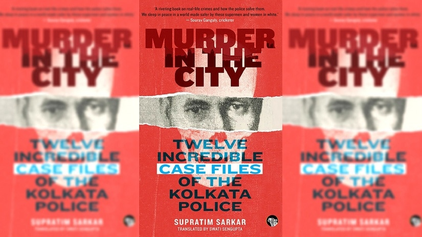 The cover of Murder in the City, which turns real-life incidents into thrillers