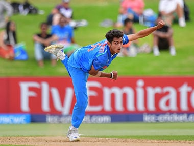 IPL 2018: Kamlesh Nagarkoti's season cut short due to foot injury; KKR name Prasidh Krishna as replacement