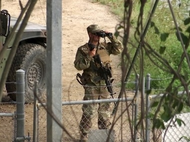 California agrees to send National Guard troops to Mexican border, but not to enforce Donald Trump's immigration policies