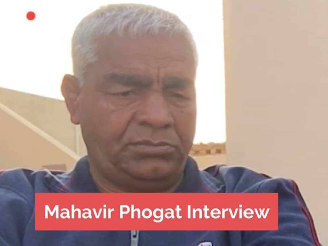 Mahavir Singh Phogat interview: Father of famous Phogat sisters on his akhada and training the next crop of wrestlers