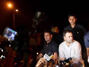 Kathua and Unnao rapes: Rahul Gandhi's candlelight vigil is just 'tragedy opportunism', not call of conscience