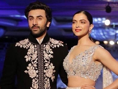 Ranbir Kapoor, Deepika Padukone reunite as showstoppers for Manish Malhotra at The Walk of Mijwan; see pictures