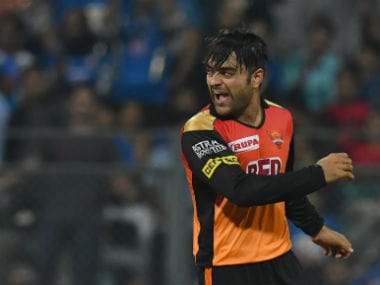 IPL 2018: Rashid Khan is among world's best spinners, says Sunrisers Hyderabad captain Kane WilliamsonR