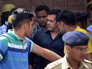 Salman Khan blackbuck poaching case: Jodhpur court directs actor to seek permission to travel abroad