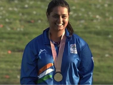 Commonwealth Games 2018: Shreyasi Singh, Om Mitharval finish Indias day in shooting on a high