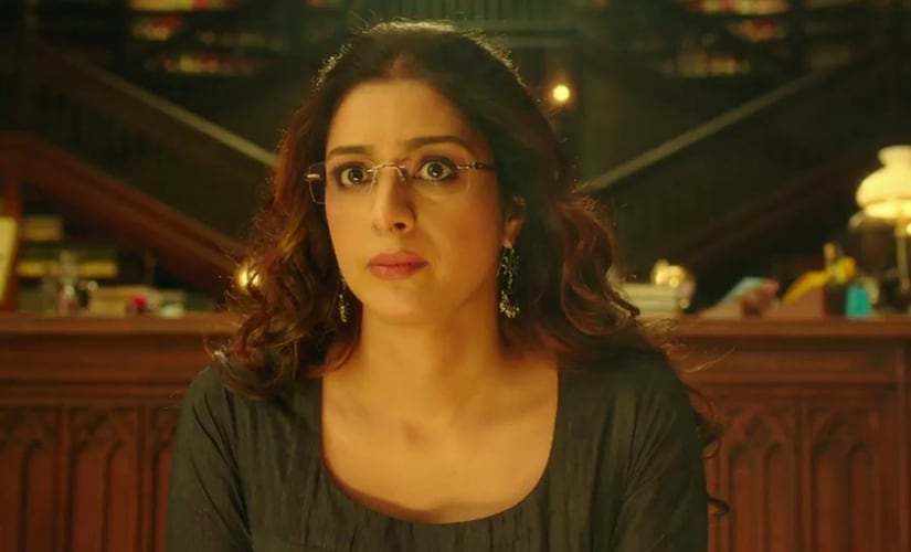 Tabu in Golmaal Again/Image from YouTube.