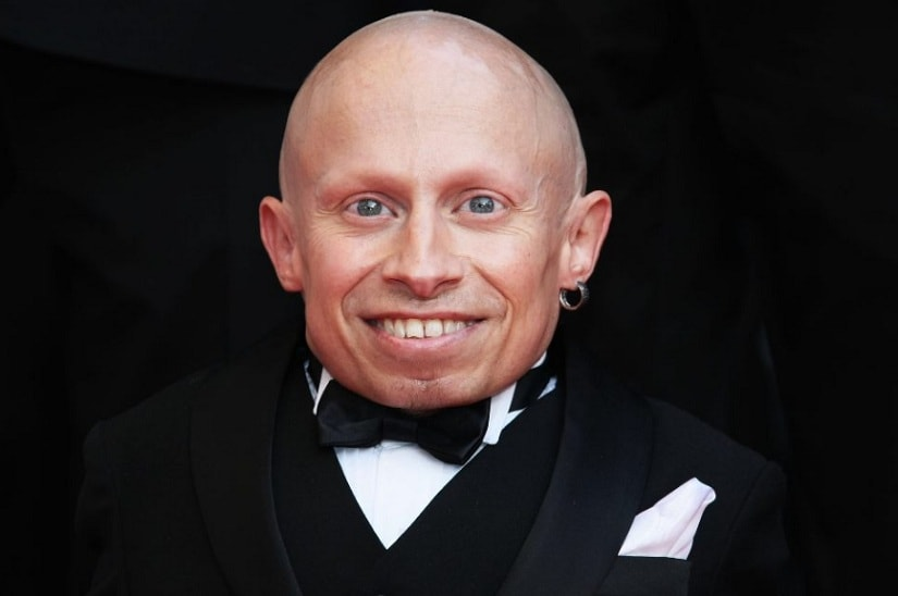 Verne Troyer, best known for playing Mini-Me in Austin Powers films, passes away in Los Angeles aged 49