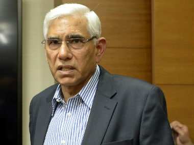 CoA chief Vinod Rai plays down recent trend of senior players influencing future of head coaches in Indian cricket