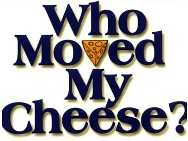 Who Moved My Cheese? sequel to be published on 20th anniversary of the book