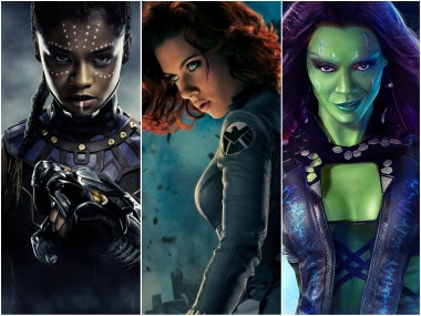 Avengers' Black Widow, Scarlet Witch to Black Panther's Shuri — a look at MCU's women