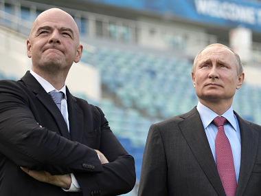 FIFA World Cup 2018: Gianni Infantino says Russia is absolutely ready to host the premier tournament