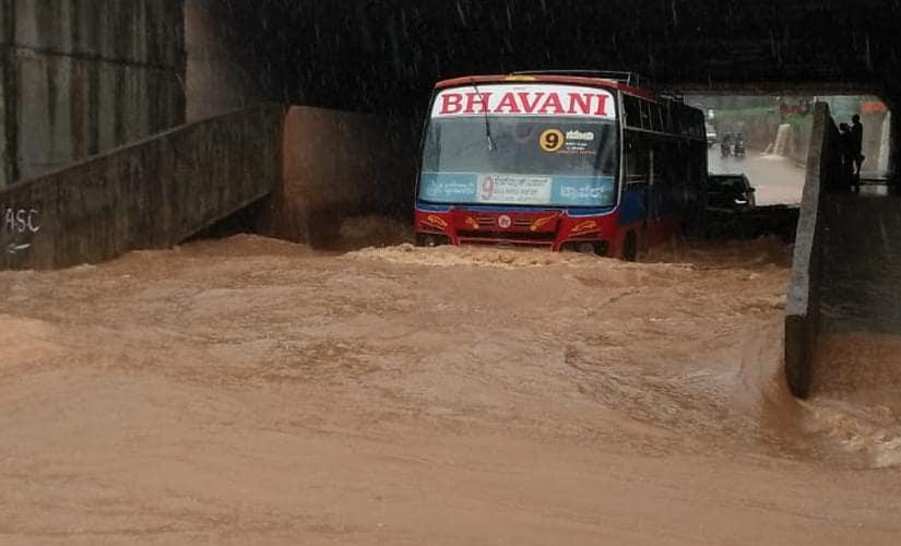 Day after Mekunu rampage, coastal Karnataka assesses damage caused by deluge; citizens blame municipal bodies