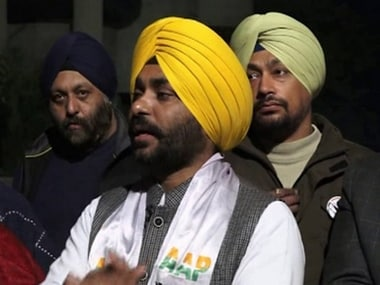 Former AAP leader HS Walia. Image courtesy: Youtube
