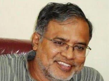 File image of S Suresh Kumar. Image courtesy: Twitter