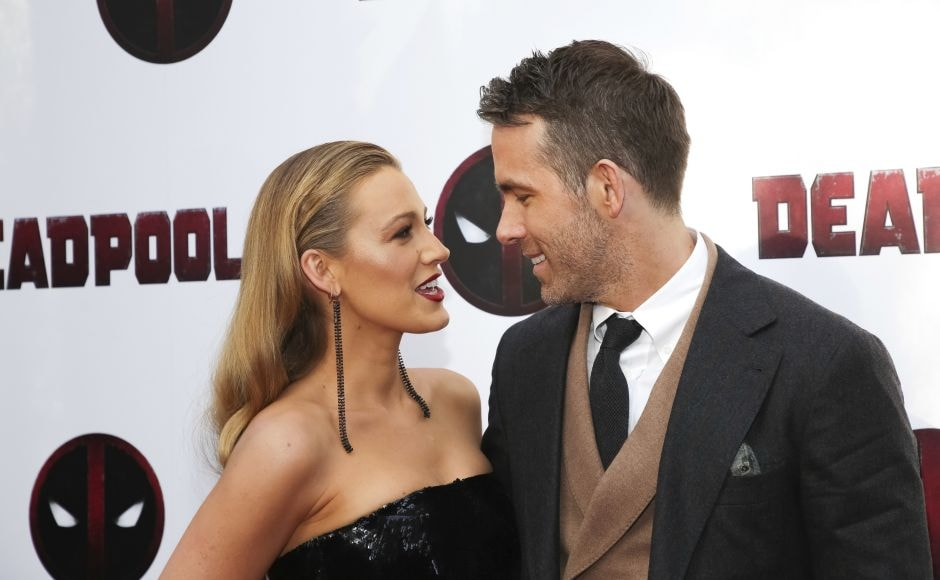Actors Blake Lively and Ryan Reynolds attend a special screening of Deadpool 2  in New York. Photo by Brent N. Clarke/Invision/AP