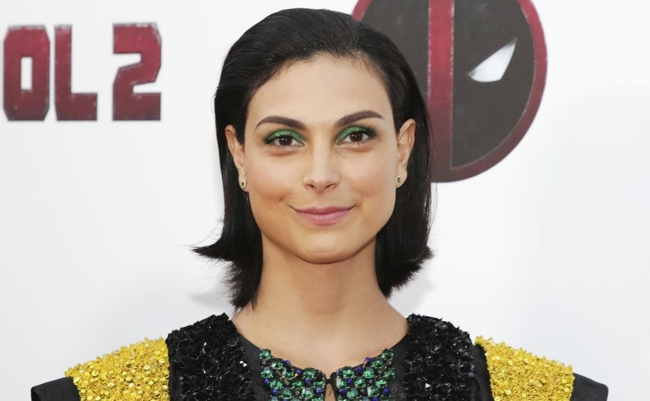 Actress Morena Baccarin attends a special screening of Deadpool 2 at AMC Loews Lincoln Square in New York. Photo by Brent N. Clarke/Invision/AP