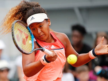 French Open 2018: Naomi Osaka says she likes spending all her free time on her gaming console
