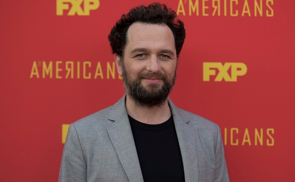 Matthew Rhys attends The Americans FYC event at the Television Academy Wolf Theater in Los Angeles. Photo by Richard Shotwell/Invision/AP