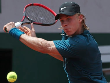 French Open 2018: Denis Shapovalov eyes funnest grass-court season after second-round exit at Roland Garros